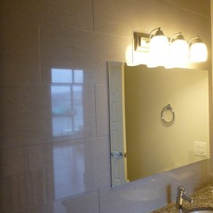 "Kings Wharf, Dartmouth, NS Stunning 12""x24"" Polished porcelain Wall tile."